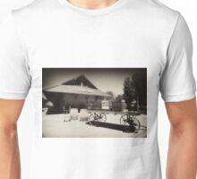 Laws Railroad Station Unisex T-Shirt