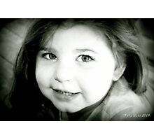 Abby Photographic Print