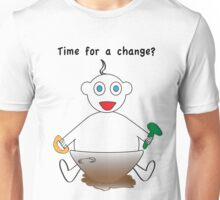 Time for a Change? Unisex T-Shirt