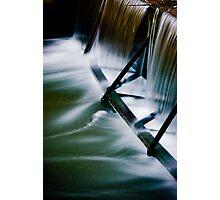 Flood Gates Of My Mind! Photographic Print