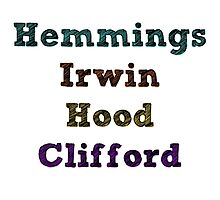 Hemmings, Irwin, Hood, Clifford by TheTomlinsons