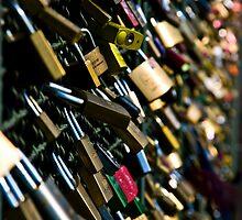 Hohenzollern Love Locks by weberwanjek   artography