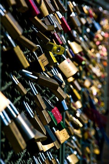 Hohenzollern Love Locks by Eva & Klaus WW