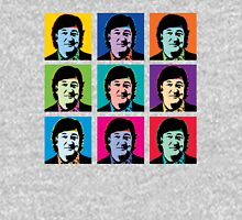 Stephen Fry (Andy Warhol) Unisex T-Shirt