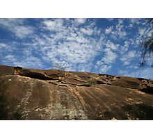 Wave Rock 2 Photographic Print