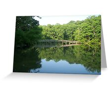Hungry Mother State Park - Marion, VA Greeting Card