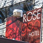 Rose GPO Hotel by GemmaWiseman
