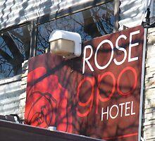 Rose GPO Hotel by GemmaWiseman