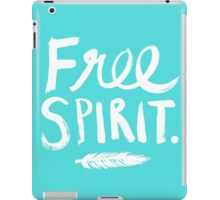 Free Spirit iPad Case/Skin