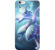 pokemon mewtwo mew phone iPad case skin iPhone Case/Skin