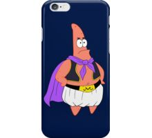 pokemon spongebob patrick star majin buu anime shirt iPhone Case/Skin