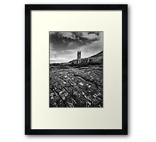 ...Rock and Ruin Framed Print