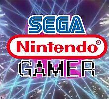 SegNintendoGamer Merchandise by SeganintendoGMR