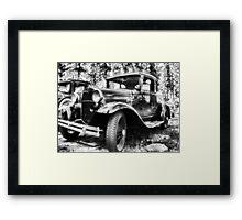 1930's Ford Car Framed Print
