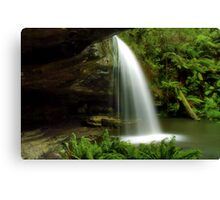 """Secluded Paradise"" Canvas Print"