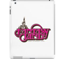 Fantasyland iPad Case/Skin