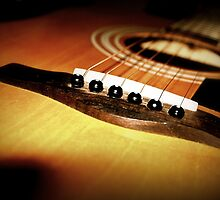 Acoustic Guitar Photograph by ikneadyoucas