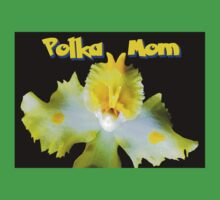 Polka-Mom Kids Tee