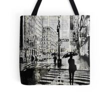 manhattan moment Tote Bag