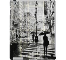 manhattan moment iPad Case/Skin