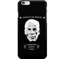 Sons Of Lee Marvin iPhone Case/Skin