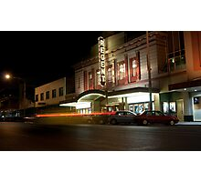 The Regent Theater II Photographic Print