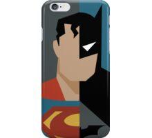 Batman vs Superman iPhone Case/Skin