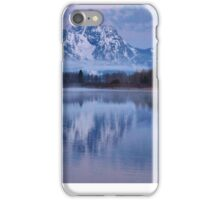 Oxbow Bend Sunrise iPhone Case/Skin