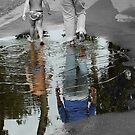 Reflections... by Sara Wood