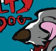 Salty Dog Sticker