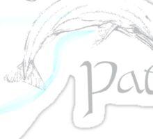 The Patronus Charm - Dolphin Sticker