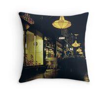 Princes Street Edinburgh 19570906 0020 Throw Pillow