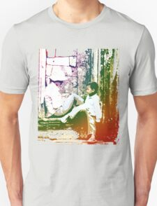 In the alcove Unisex T-Shirt
