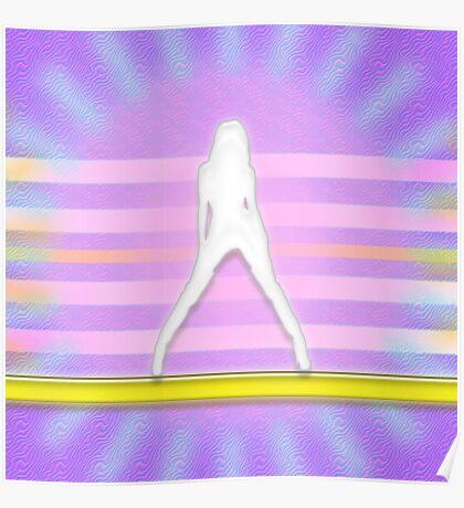 Disco Girl Poster