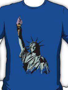 A soft serve of Liberty T-Shirt