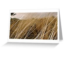 Grass Part 1 Greeting Card