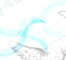 The Patronus Charm - Fox Sticker
