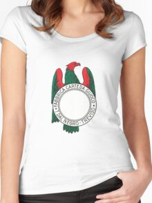 Big Bird Women's Fitted Scoop T-Shirt