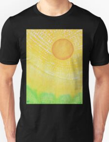 First Light original painting T-Shirt