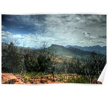 Big Country - Grampians National Park, Victoria - The HDR Experience Poster