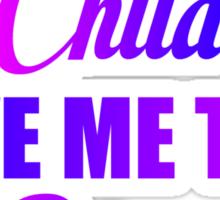 MY FAVORITE CHILD GAVE ME THIS SHIRT Sticker