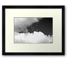 Open Space Framed Print