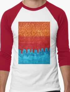 Blue Canyon original painting T-Shirt
