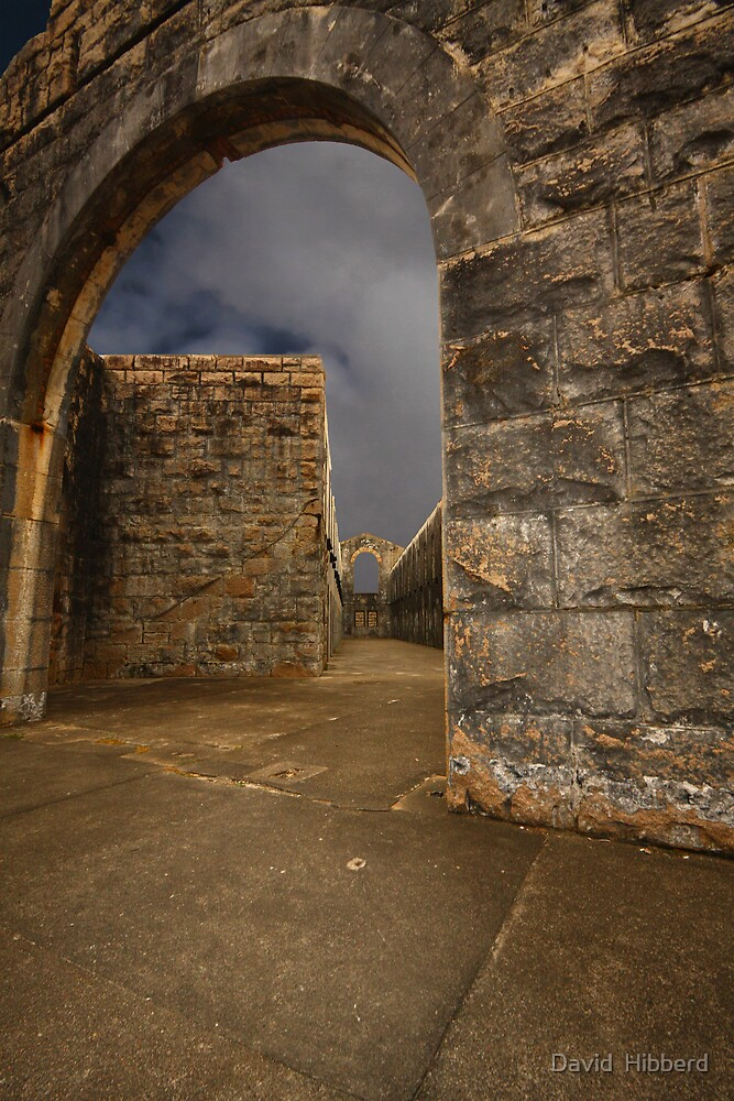 Trial Bay Gaol by David  Hibberd