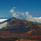 Haleakala Volcano, Maui, Hawaii by fauselr