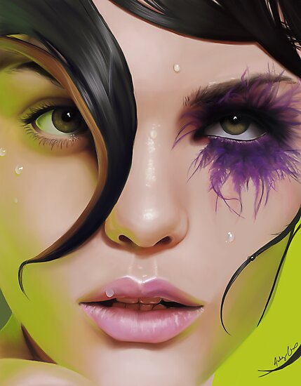 Wet by Ashley Quenan