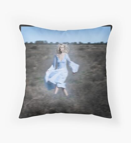 Spirit Walks Throw Pillow
