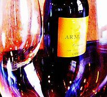 Wine Bar by Barbara  Brown