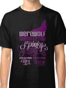 Werewolf Barmitzvah Classic T-Shirt