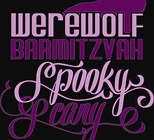Werewolf Barmitzvah by mmurgia